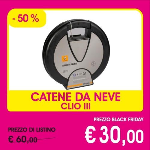 CATENE DA NEVE CLIO III
