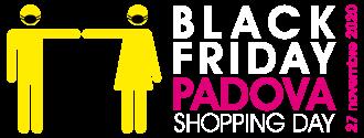 Black Friday Padova Logo